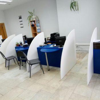 Мебель для офиса ВСК на Пушкинской