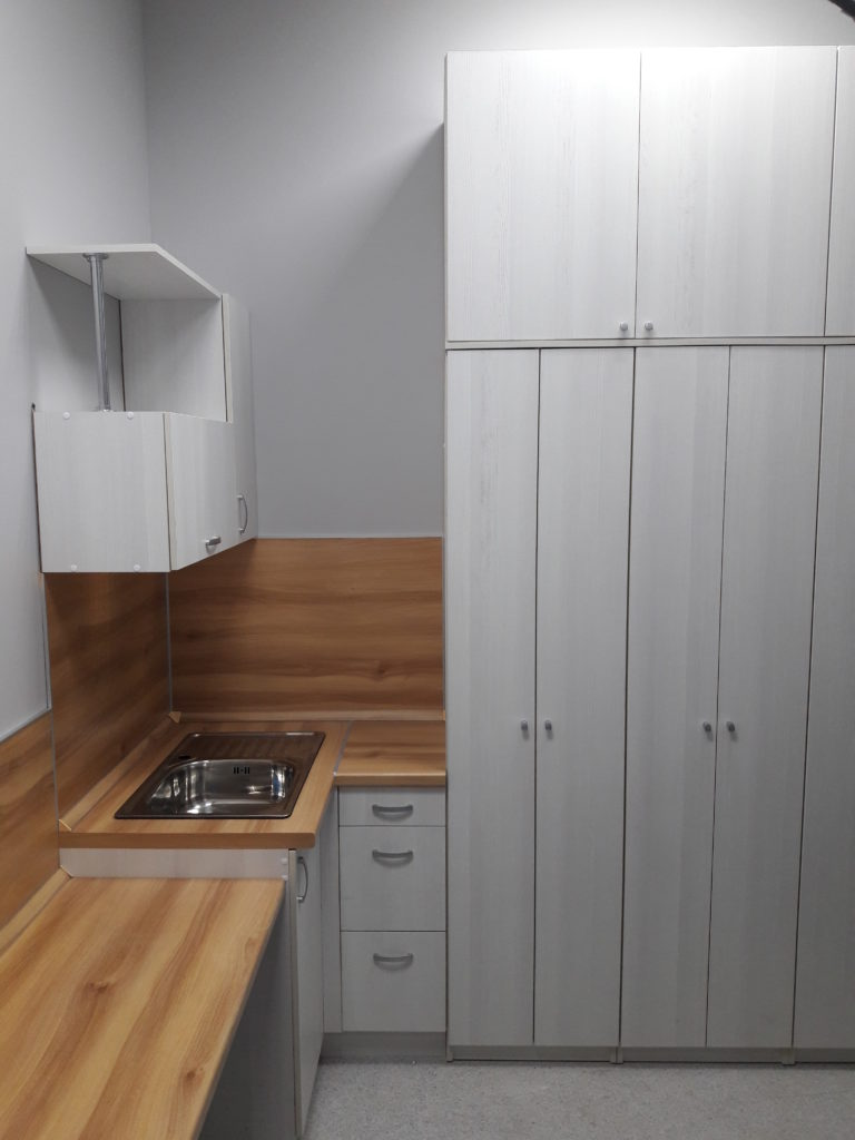 Кухня в стоматологическую клинику