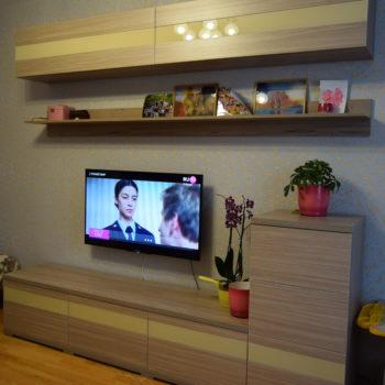 Мини-стенка в гостиную