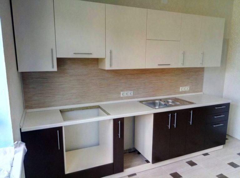 Кухонный гарнитур в частный дом