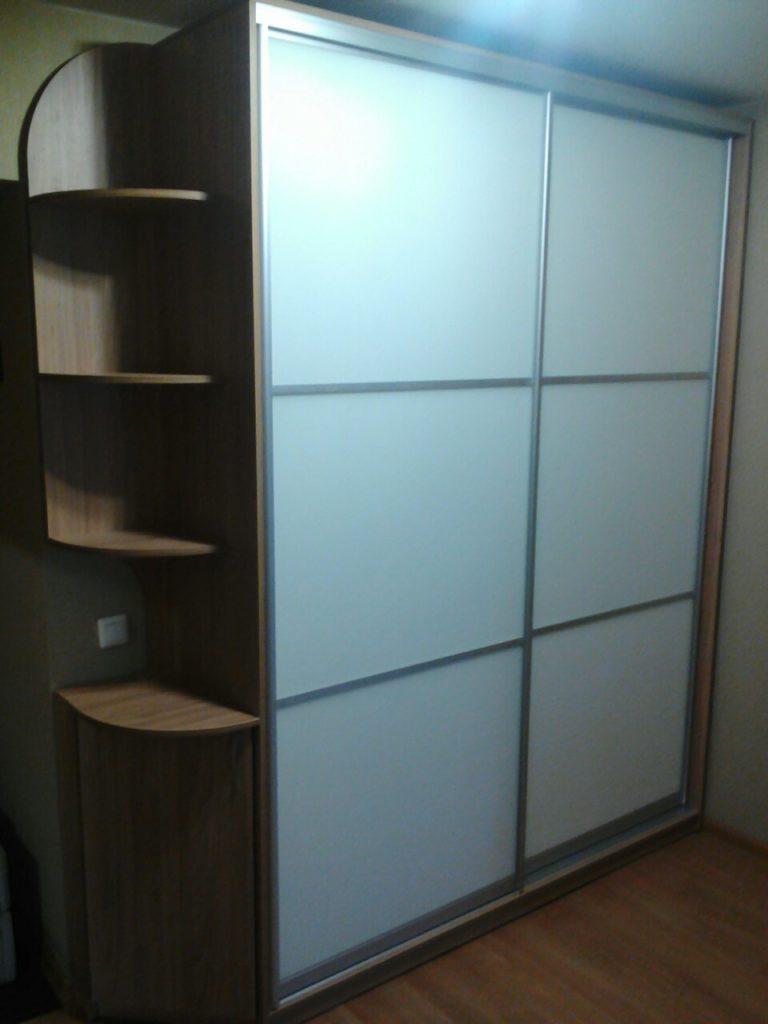 Практичный шкаф-купе