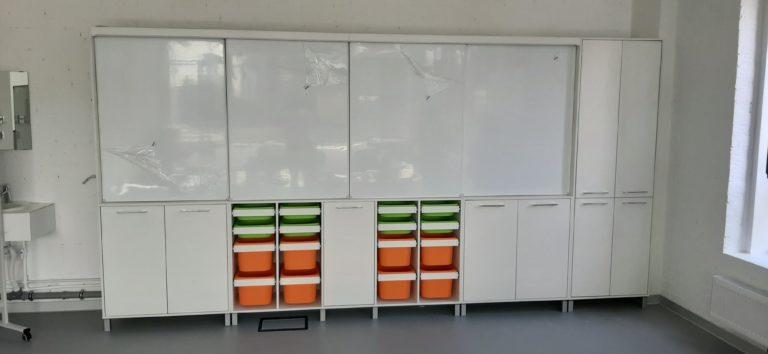 Мебель в учебный центр
