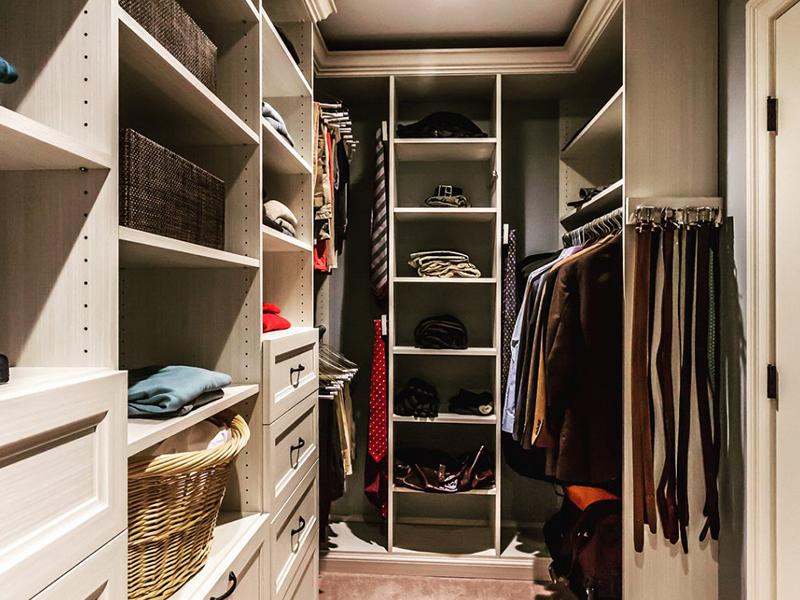 гардеробные шкафы на заказ